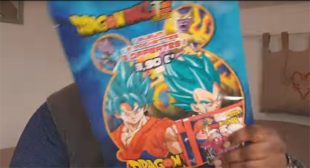 [Vie de Loot] Unboxing de Panini Dragon Ball Super !