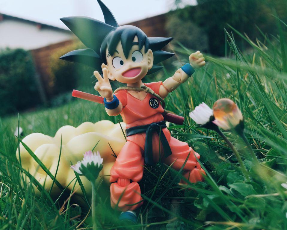 [Vie de Toys] La SH FIGUARTS de Goku enfant dans Dragon Ball !