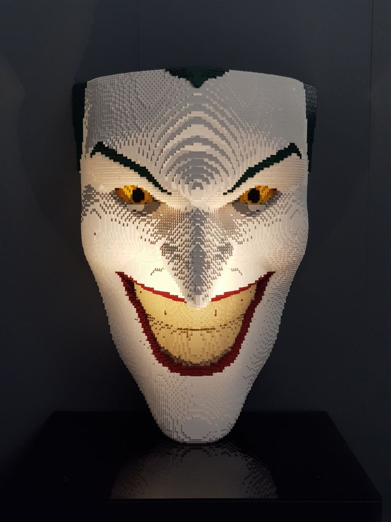 [Vie d'Expo]  The Art Of The Brick : DC Super Heroes à la Villette !