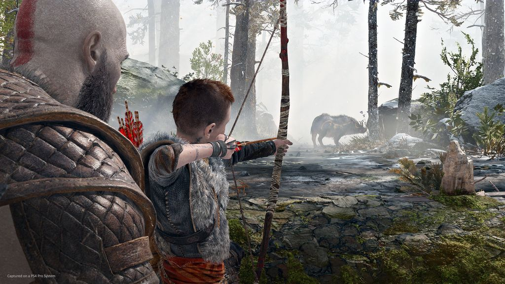 [Vie de Gamer] God of War, le vieux évolue !