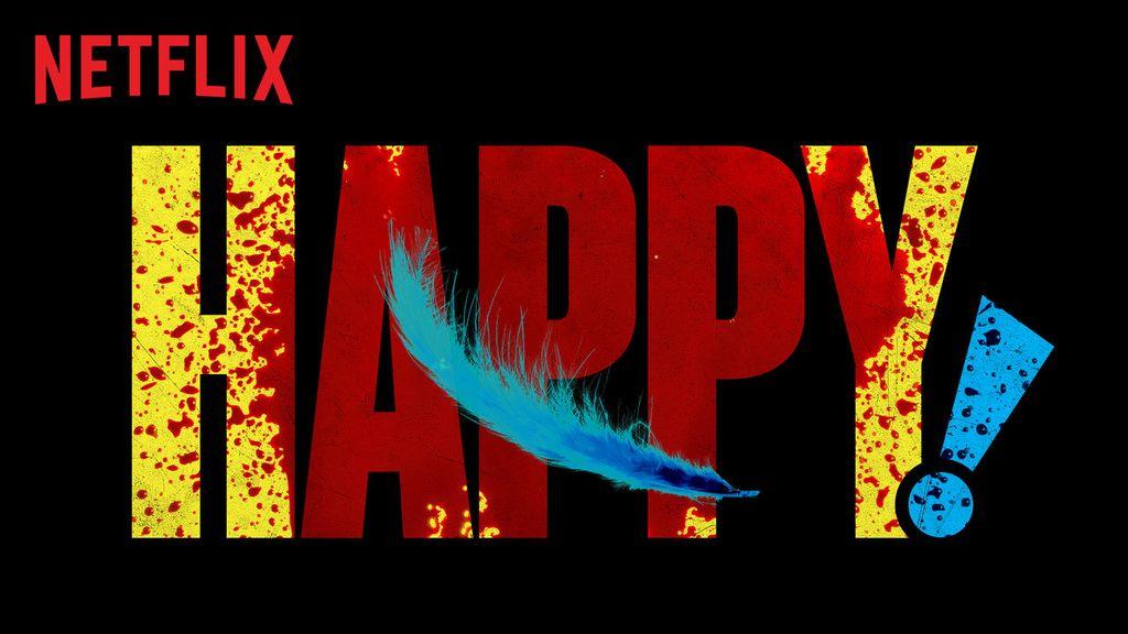 [Vie de Série] Happy! La série imaginaire WTF