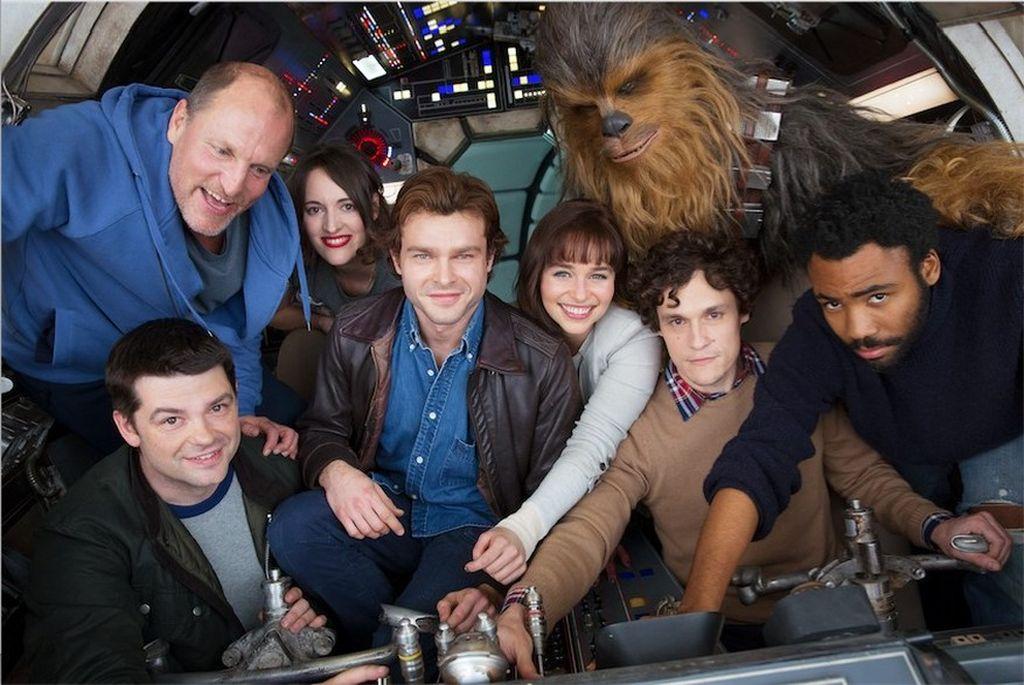 [Vie de Ciné] Han Solo, a Star Wars «meh» Story