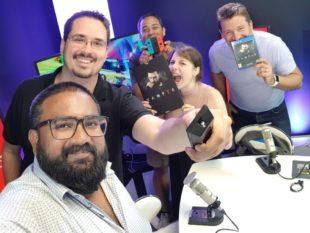 [Vie de Gamer] AKOITUJOU S05E22 : Mario Tennis Aces, Vampyr et Jurassic World Evolution