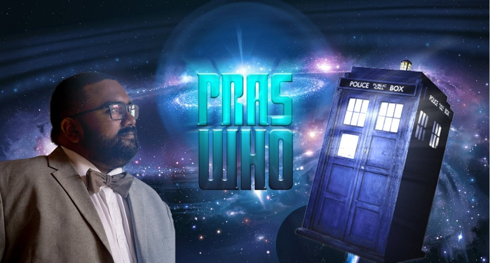 [Pras,Who?] Pras, Who? Le nouveau podcast sur Doctor Who !
