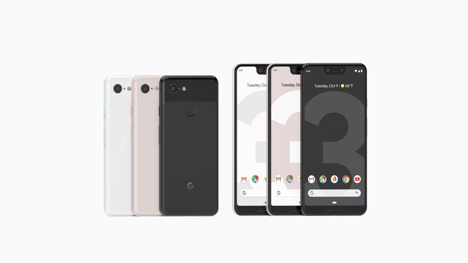 [Vie de Tel] Le Pixel 3 XL le smartphone Google premier de la classe.