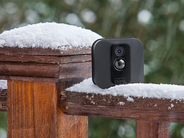 [Vie de Maison Connecté] Blink , la caméra de surveillance connectée
