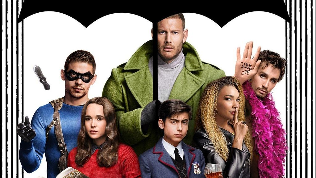 [Vie de Netflix] Umbrella Academy, une famille de super-héros dysfonctionnelle ordinaire
