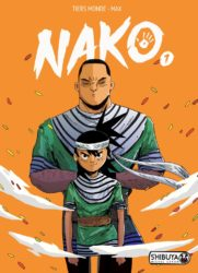 [Vie de Manga] Nako, le manga par Tiers Monde et Maxime Masgrau, arrive en France !