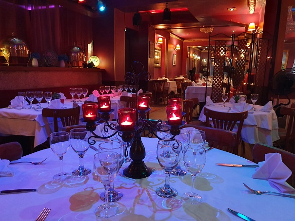 [Vie de Gourmand] Jaipur Café , le bollywood gastronome du 10éme