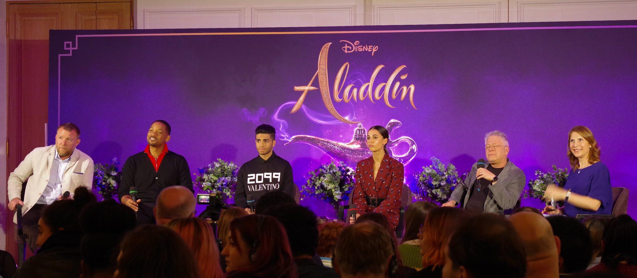 [Vie de Ciné] Aladdin, le génie de Will et la féminisme de Jasmine.