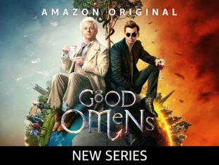 [Vie de Série] Good Omens, la touche anglaise