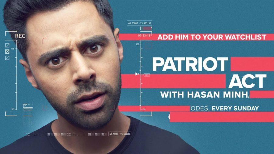 [VIE DE NETFLIX] Mon coup de coeur pour «Patriot Act with Hasan Minhaj»
