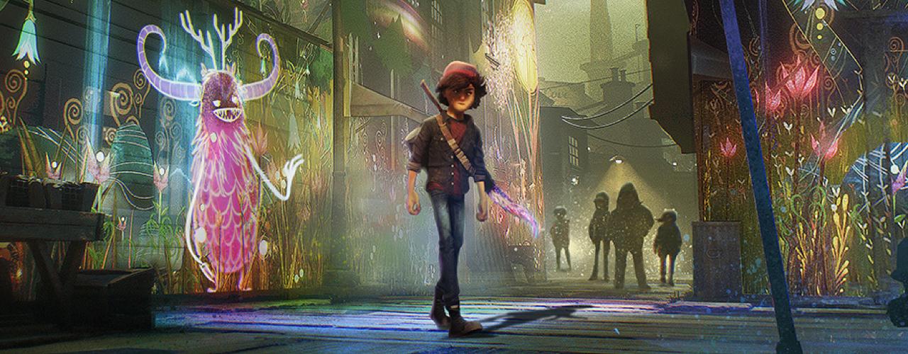 [Vie de Gamer] Concrete Genie, l'imparfaite rêverie