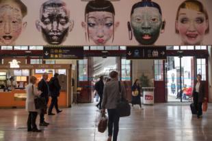 [Vie D'expo] Beb-Deum à la Gare d'Austerlitz