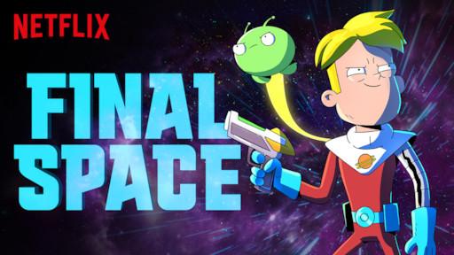 [Vie de Netflix] Tu connais ? Désenchantée, Archer et Final Space.