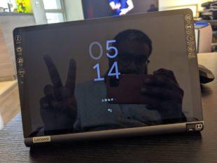 [Vie de Tablette] Lenovo Yoga Smart Tab 10.1» , une jolie prise en main