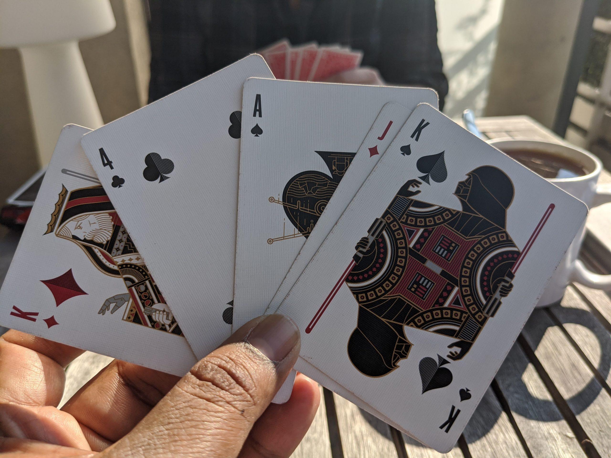 [Vie de Gamer] Main verte ou le Yanoff, le battle royal des cartes, mon jeu de confinement
