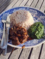 [Vie de Gourmand] Recette du boeuf au Garam Masala avec du riz complet