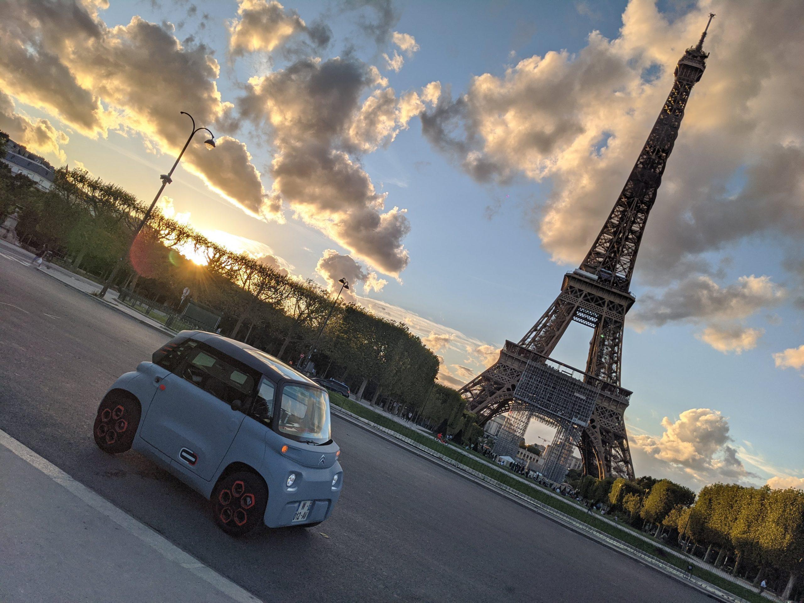 [Vie de Caisse] J'ai testé la Citroën Ami à Paris