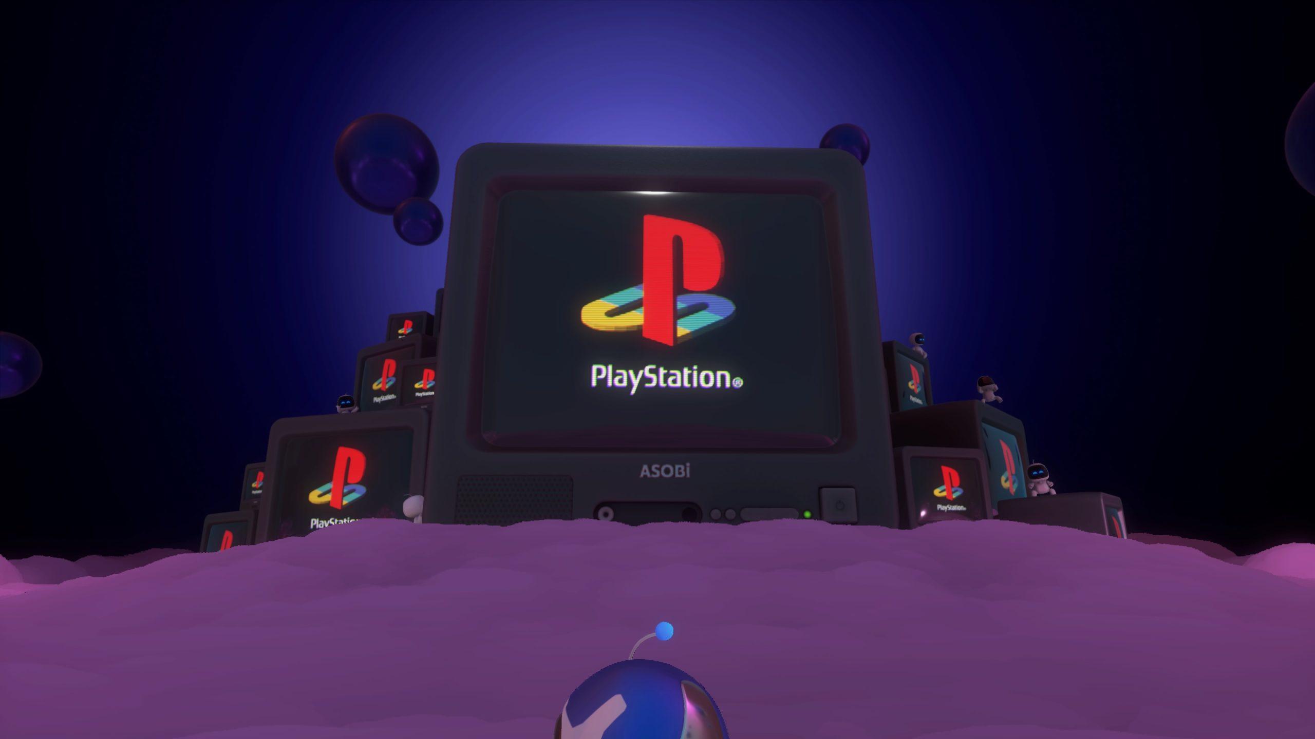 [Vie de PlayStation] Astro's Room, l'ode au joueur PlayStation et à la DualSense.