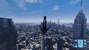 [Vie de PlayStation] Miles lance la PS5 avec sa version de Spider-man, moderne et sublime.