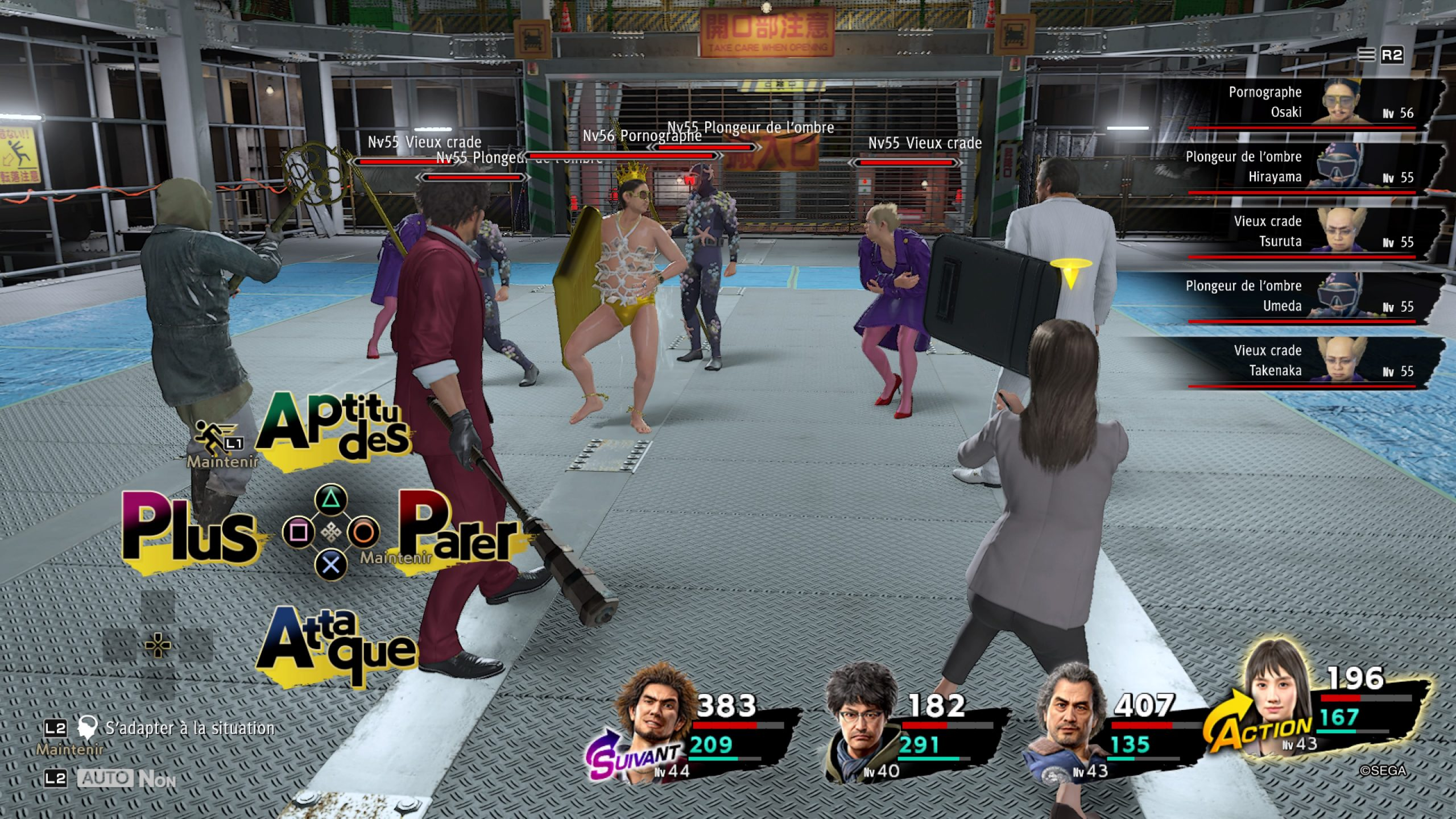 [Vie de Gamer] Yakuza : Like A Dragon, ICHIBAN mon BFF