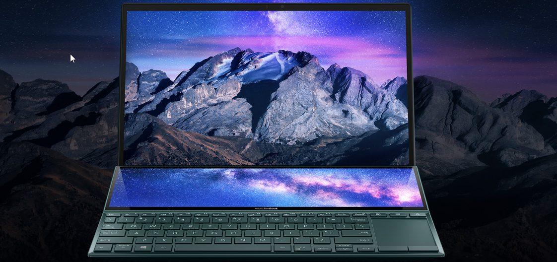 [Vie de PC] L'Asus Zenbook Duo nouveau est arrivé, l'UX482!