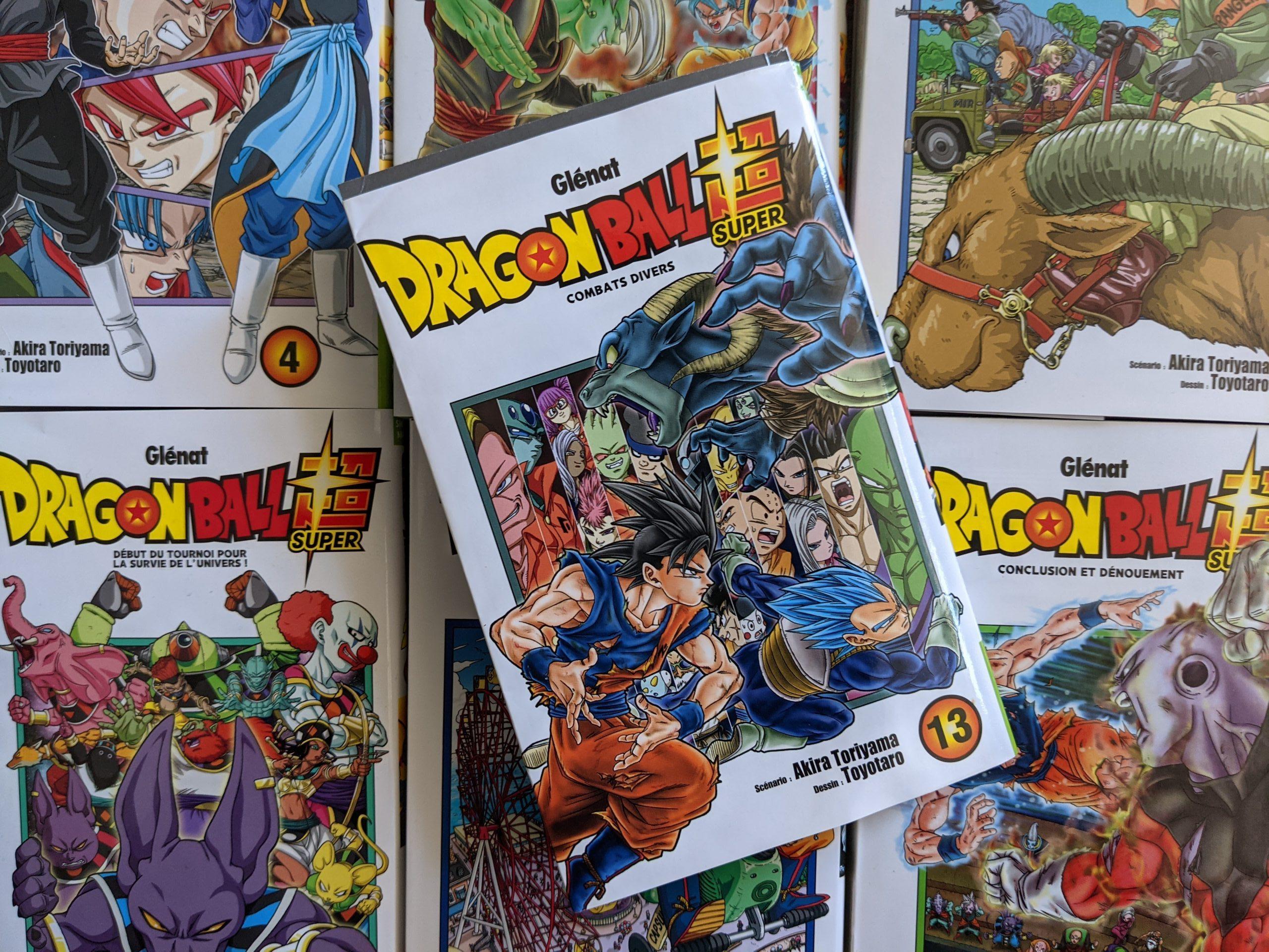 [Vie de Manga] Dragon Ball Super,les 13 premiers tomes, pourquoi c'est mieux que tu le crois ?  (SPOILER)
