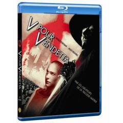 [BluRay] V pour Vendetta