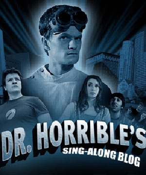 [Série] La nouvelle série de Joss Whedon : Doctor Horrible's Sing-Along Blog
