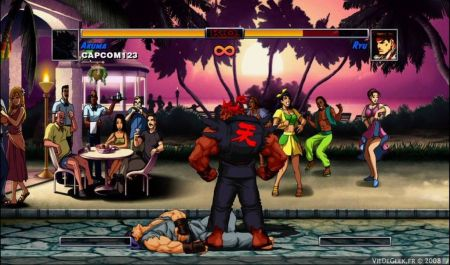 [Test PS3] Super Street Fighter II Turbo HD Remix, SSF2THDR  pour les intimes