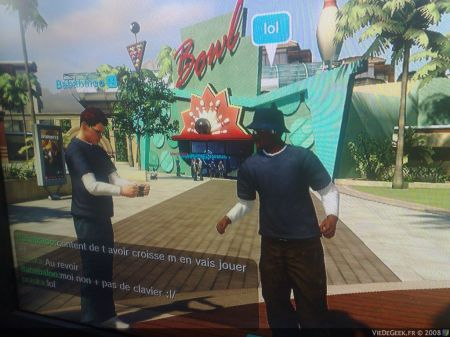 [Test PS3]  La beta du Playstation Home