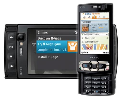 N95 DIVX POUR 8GB LECTEUR NOKIA TÉLÉCHARGER