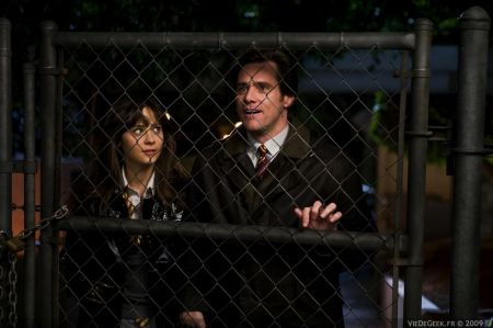 [Ciné] Yes man, Jim Carrey rattrapé par la belle Zooey Deschanel