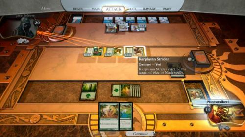 [Test PC Steam] Magic the gathering: Duels Of the planewalker