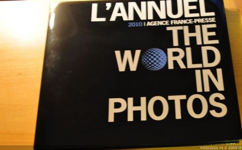 [Guest Découverte Livre] L'Annuel 2010 : The World In Photos