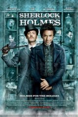 [Critique de Film] Sherlock Holmes avec le duo Robert Downey Jr et Jude Law !