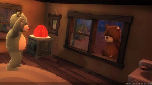 [Preview] Naughty Bear sur xbox360/Ps3