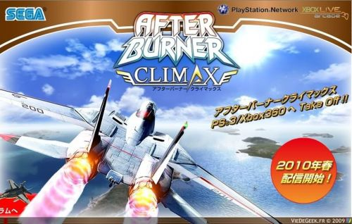 [Test PS3] After Burner Climax
