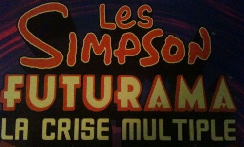 [Critique Comics] Les Simpson FUTURAMA – La crise multiple