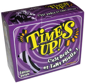 Time's Up! Purple