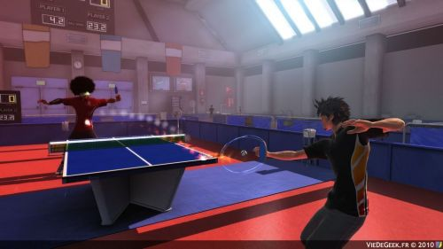 [Test PS3 Ps move] Sports champions